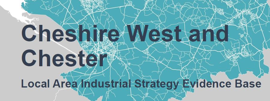 Local Industrial Strategy Evidence Base logo