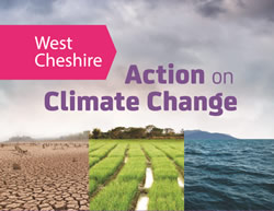 CWaC Action on climate change logo