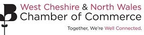 West Cheshire & North Wales Chamber of Commerce logo