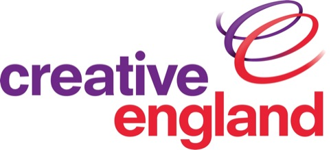 Creative England logo