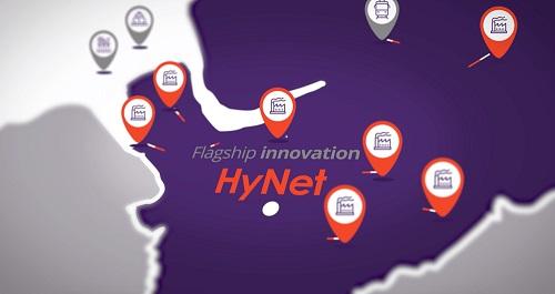 HyNet logo