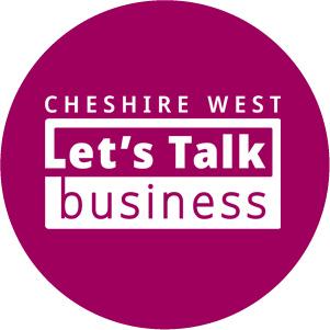 Let's Talk Business logo