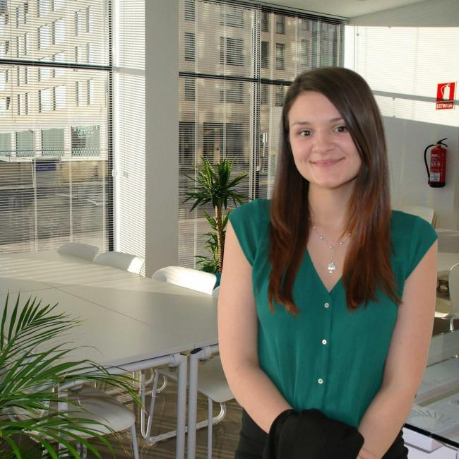 Rhiannon Birch of Cheshire Cat Marketing