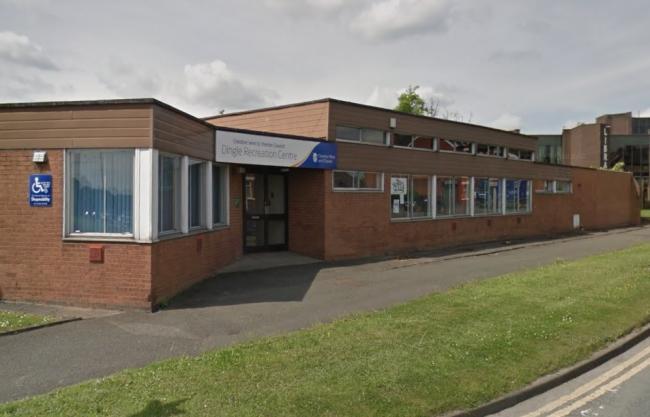 The Dingle Centre, in Winsford.