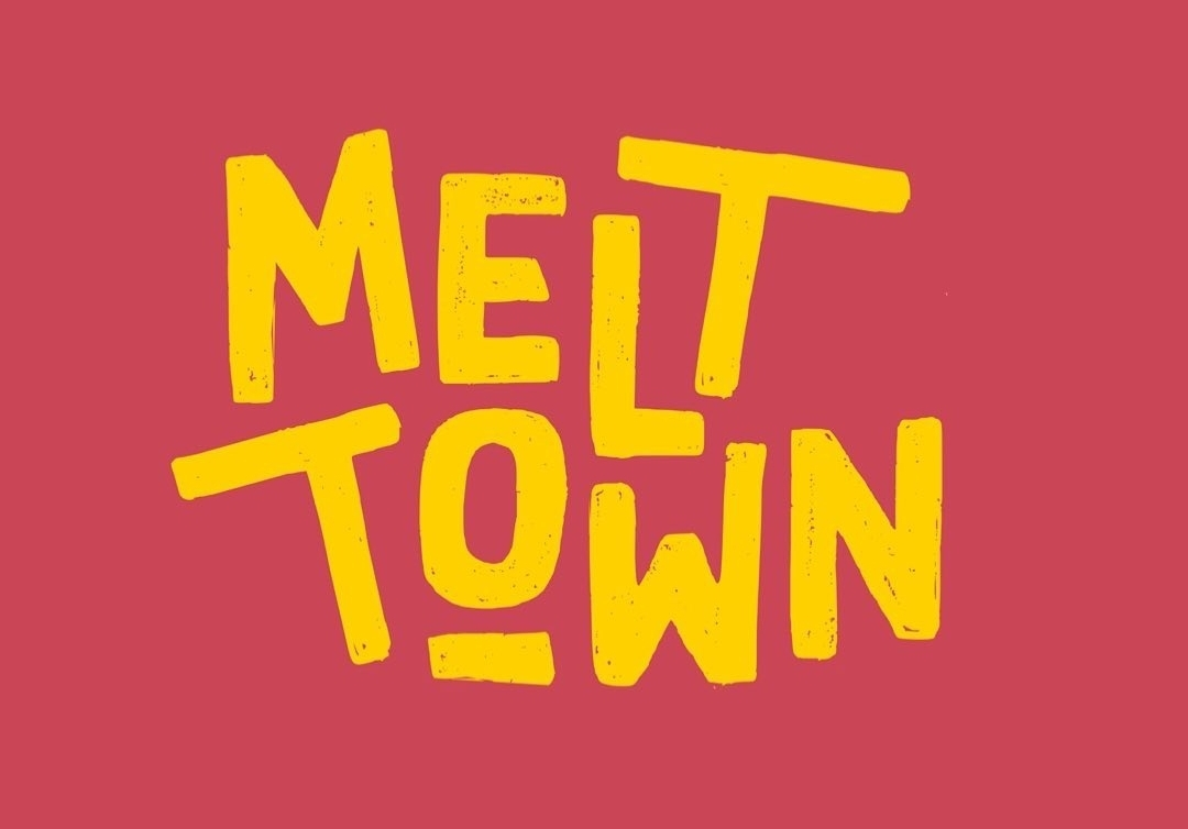 The new Melttown logo